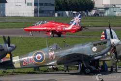 Red Arrows-Hawk T1 2894