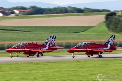 Red Arrows-Hawk T1 2910