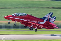 Red Arrows-Hawk T1 2925