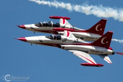 Canadair NF 5A Turkish Stars 2251