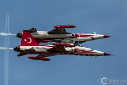 Canadair NF 5A Turkish Stars 2799