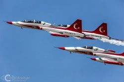 Canadair NF 5A Turkish Stars 2845