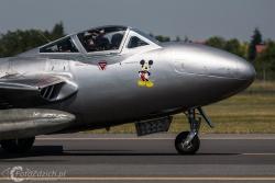 De Havilland Vampire 2382