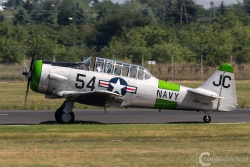 North American SNJ 5 Texan 54 2007