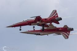 Patrouille Suisse F5FE 0684
