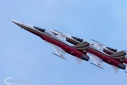 Patrouille Suisse F5FE 5940a