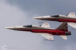 Patrouille Suisse F5FE 8867