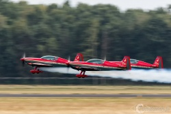 Royal Jordanian Falcons Extra300L 2655