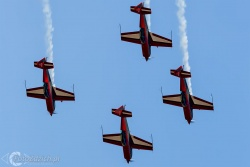 Royal Jordanian Falcons Extra300L 7307