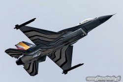 F 16_Belgian Demo Team