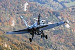FA-18C Hornet 1057