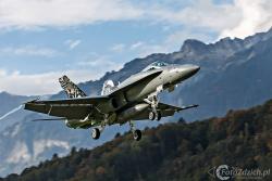 FA-18C Hornet 1077