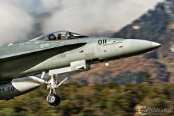 FA-18C Hornet 1078