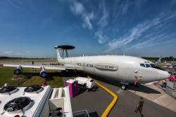 Boeing E 3 Sentry AWACS