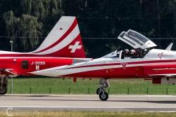 Patrouille de Suisse Northrop F 5E Tiger II