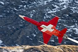 Patrouille de Suisse F-5E TigerII 0671