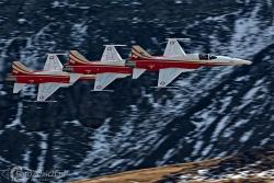 Patrouille de Suisse F-5E TigerII 0679