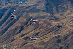 Patrouille de Suisse F-5E TigerII 0681