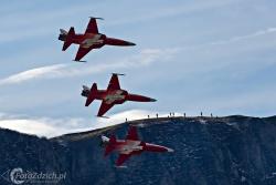 Patrouille de Suisse F-5E TigerII 0685