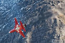 Patrouille de Suisse F-5E TigerII 0690