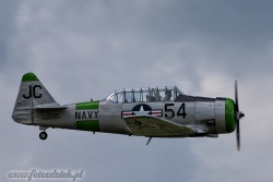 North American Harvard Texan AT 6 2423