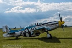 P 51D Mustang 2481