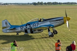 P 51D Mustang 2536