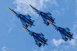 Russian Knights Su 30SM 2031