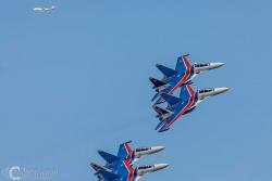 Russian Knights Su 30SM 2039
