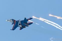 Russian Knights Su 30SM 2179