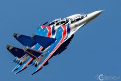 Russian Knights Su 30SM 4753