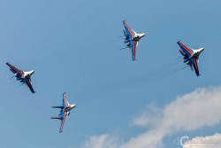 Russian Knights Su 30SM 5077