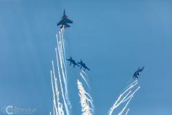Russian Knights Su 30SM 5107