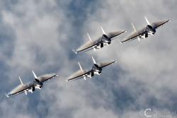 Russian Knights Su 30SM 9393