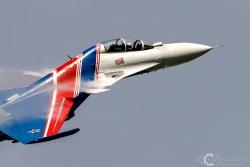 Russian Knights Su 30SM 9834