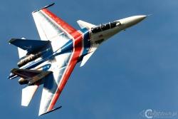 Russian Knights Su 30SM 9992