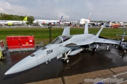 FA 18E Super Hornet 0509
