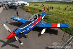 Pilatus PC 9 0562