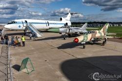 Tu 155 Su 15  MiG 21 7662