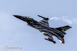 F 16 Dark Falcon Belgian 3910