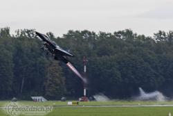 F 16 Demo Team  Zeus 7483