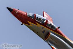 Patrulla Águila CASA C 101 1173