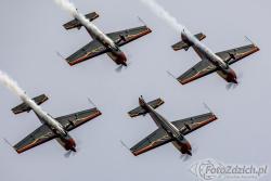Royal Jordanian Falcons Extra 330LX 3406