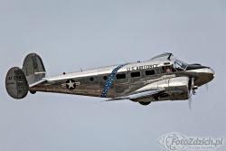 Beechcraft C 45H Expeditor 9362