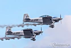 Fireflies Aerobatic Display Team Vans RV 4 8799