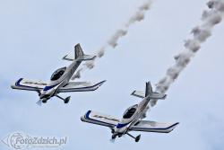 Fireflies Aerobatic Display Team Vans RV 4 8812